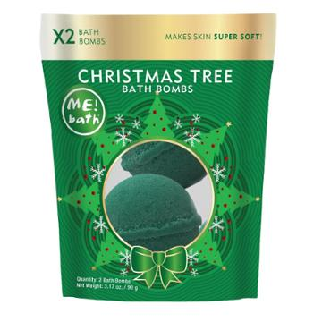 Me! Bath Tini Christmas Tree Bath And Body Gift