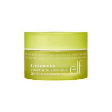 E.l.f. Supermask With Soothing Centella Asiatica, Adult Unisex