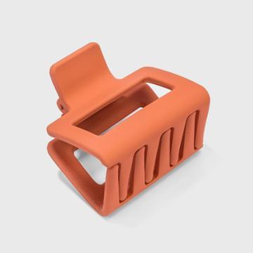 Matte Claw Clip - Universal Thread Orange