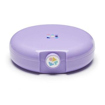 Caboodles Cosmic Compact Case - Light Purple, Adult Unisex