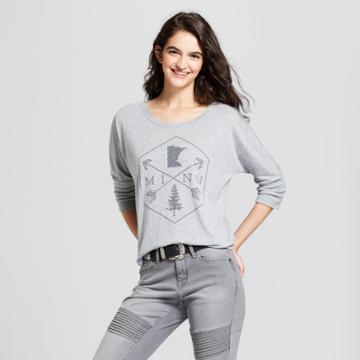 Awake Women's Tunics Gray