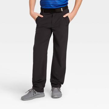 Boys' Golf Pants - All In Motion Black
