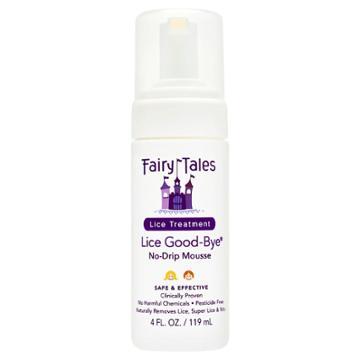 Fairy Tales Lice Goodbye Treatment