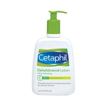 Cetaphil Daily Advance Ultra Hydrating Lotion Unscented