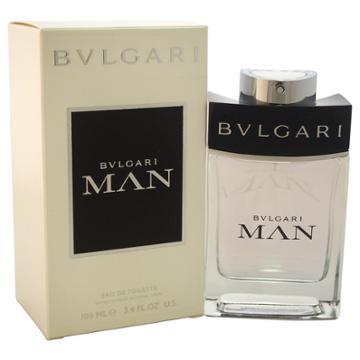 Bvlgari Man By Bvlgari For Men's - Edt