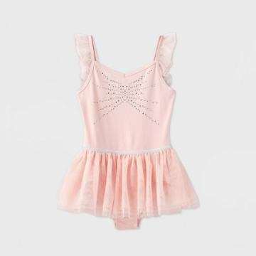 More Than Magic Girls' Dance Skirted Leotard - More Than