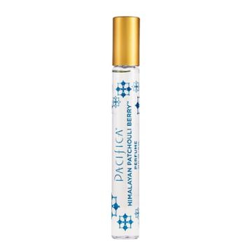 Pacifica Himalayan Patchouli Berry Roll-on Women's Perfume - .33 Fl Oz