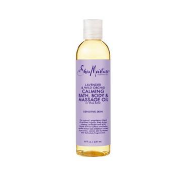 Sheamoisture Bath Body And Massage Oil - Lavender & Wild Orchid