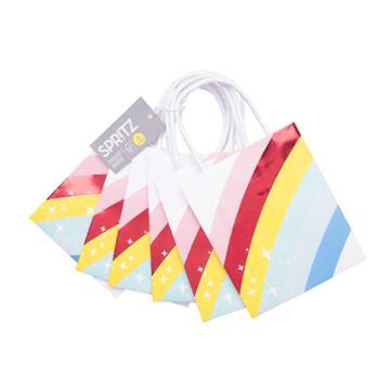 Spritz 6pk Rainbow Gift Bag -