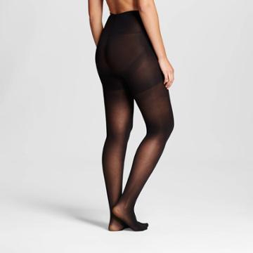Maidenform Women's Hi-waist Shaping Tight - Black M,