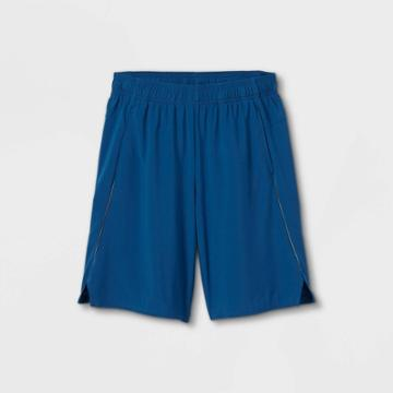 All In Motion Boys' Woven Run Shorts - All In