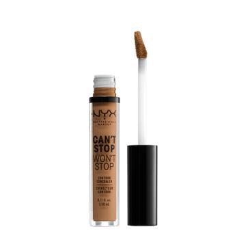 Nyx Professional Makeup Can't Stop Won't Stop Contour Concealer Warm Honey