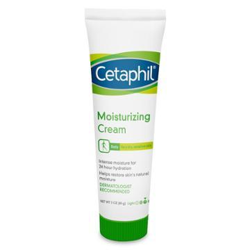 Cetaphil Intensive Moisturizing Cream Unscented