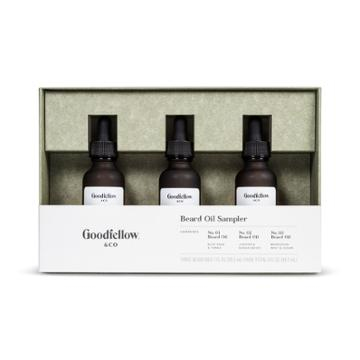 Beard Oil Sampler - Goodfellow & Co