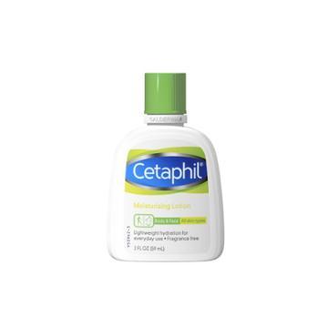 Cetaphil Body & Face Moisturizing Lotion Unscented - 2 Fl Oz, Adult Unisex