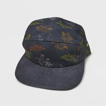 Baby Boys' Dino Print Baseball Hat - Cat & Jack