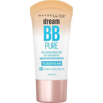 Maybelline Dream Pure Bb Cream - 130 Medium/deep