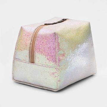 Glitter Makeup Bag - Target Beauty