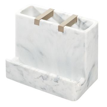 Dakota Vanity Center White - Idesign