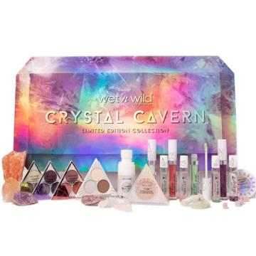 Wet N Wild Crystal Cavern Full Collection Box