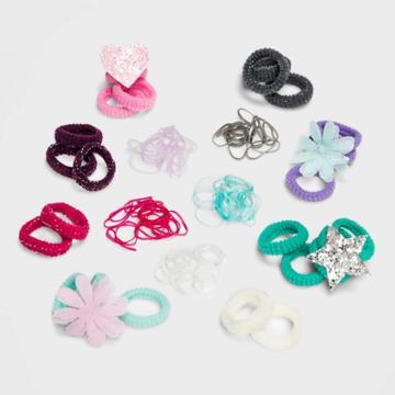 Toddler Girls' Pony-o Hair Elastics - Cat & Jack