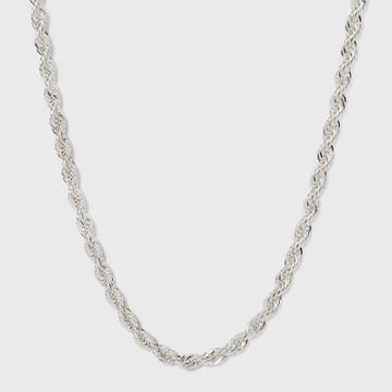 Twisted Chain Short Necklace - A New Day