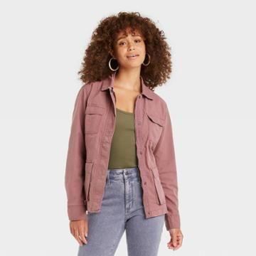 Women's Anorak Jacket - Universal Thread