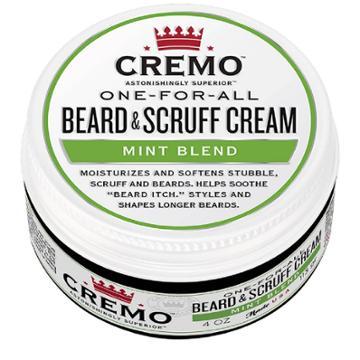 Cremo One-for-all Beard & Scruff Cream Mint Blend