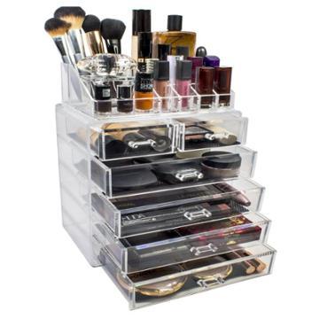 Sorbus Makeup Storage Display Set - Style