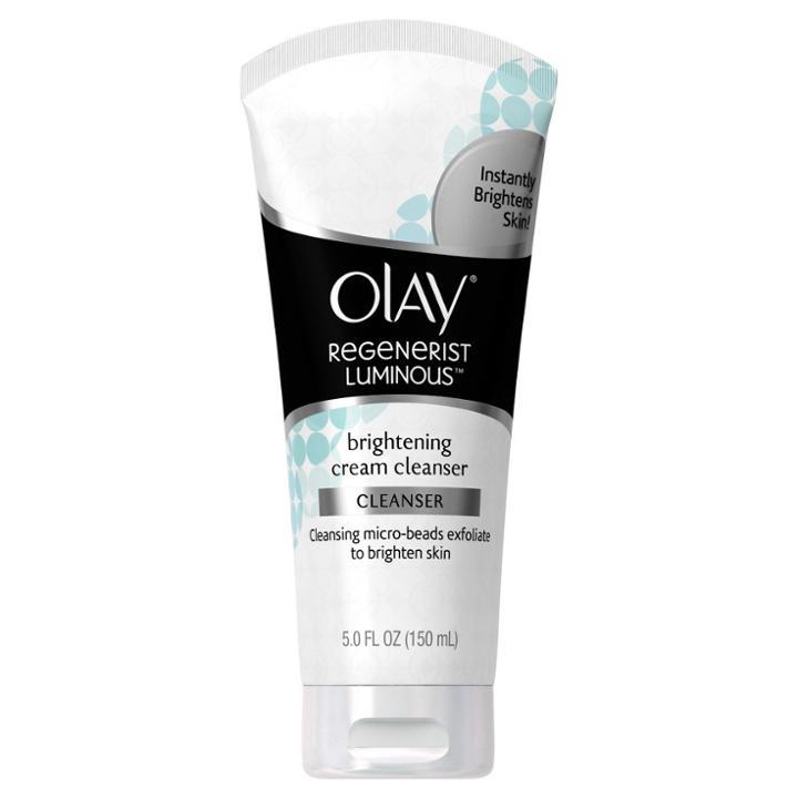 Target Olay Regenerist Luminous Brightening Cream Face Cleanser
