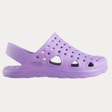 Toddler Totes Apparel Water Shoes - Purple