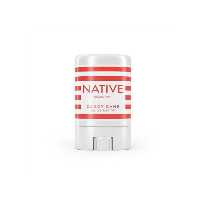 Native Candy Cane Mini Deodorant