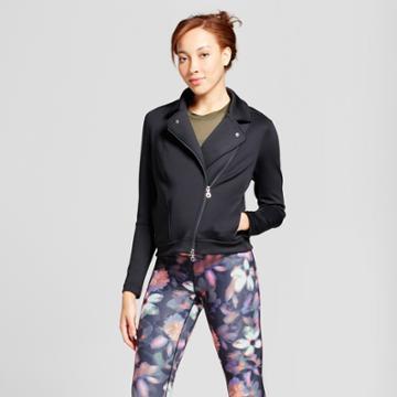 Women's Moto Jacket - Joylab Black