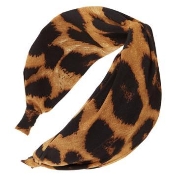 L. Erickson Printed Interlock Headband -