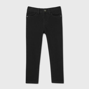 Toddler Girls' Skinny Jeans - Cat & Jack Black