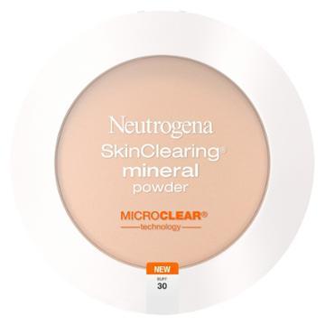 Neutrogena Skin Clearing Pressed Powder - 30 Buff, Buff