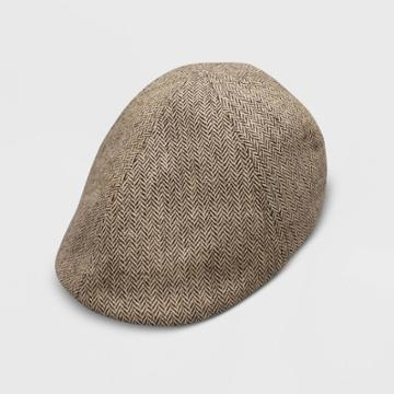 Baby Boys' Driver Hat - Cat & Jack Brown Newborn