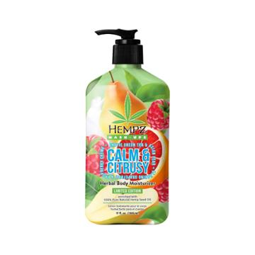 Hempz Limited Edition Calm And Citrusy Herbal Body Moisturizer