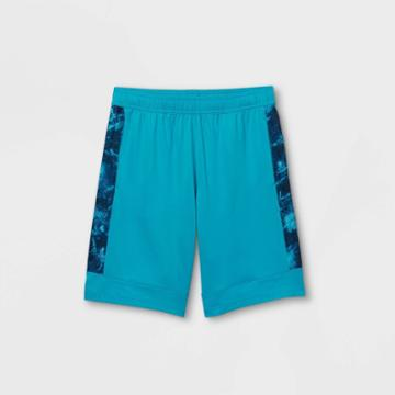 Boys' Basketball Shorts - All In Motion Turquoise