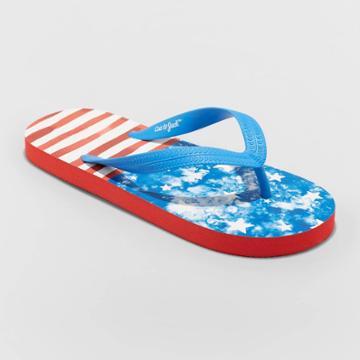 Sam Americana Slip-on Flip Flop Sandals - Cat & Jack S,
