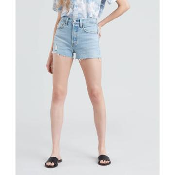 Levi's Women's 501 Original Jean Shorts - Tango
