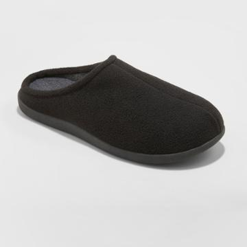Slide Slippers Goodfellow & Co Black