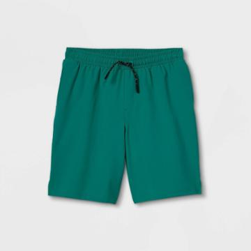All In Motion Boys' Quick Dry Board Shorts - All In