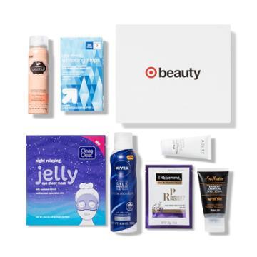 Target Beauty Box - July, Beauty