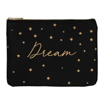 Ruby+cash Faux Leather Makeup Bag & Organizer Dream - Scattered
