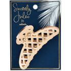 Sincerely Jules By Scunci Sincerely Jules By Scnci Metal Open Weave Jaw Clip,