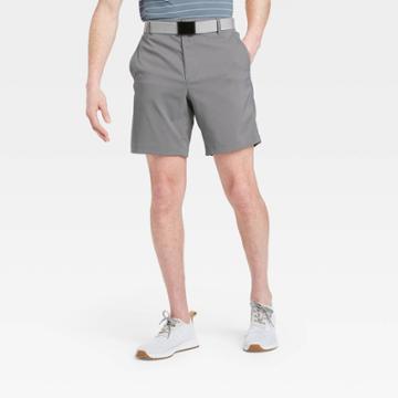 Men's Cargo Golf Shorts - All In Motion Gray