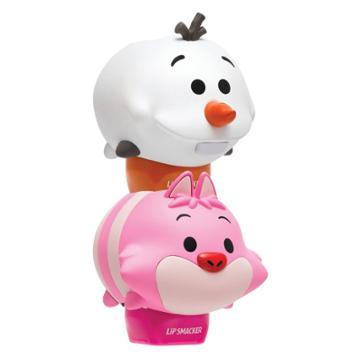 Lip Smacker Disney Tsum Tsum Lip Balm Duo - Olaf And Cheshire Cat