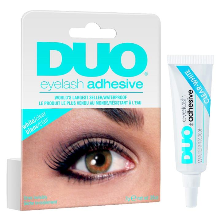 Ardell Duo Adhesive Lash Adhesive Clear - 0.25oz, Clear-white