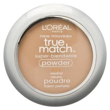 L'oreal True Match L'oreal Paris True Match Super-blendable Powder - True Beige N5